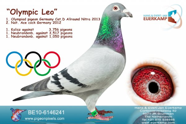 Olympic Leo