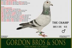 WO The Champ 3N IHU13S 63 Gordon Bros